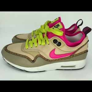Details about Women's Brand New Nike Air Max 1 Ultra 2.0 Design Fashion Sneakers [881103 200]